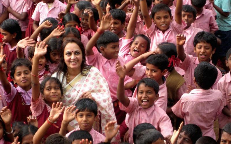 Bhanu Didi on Education