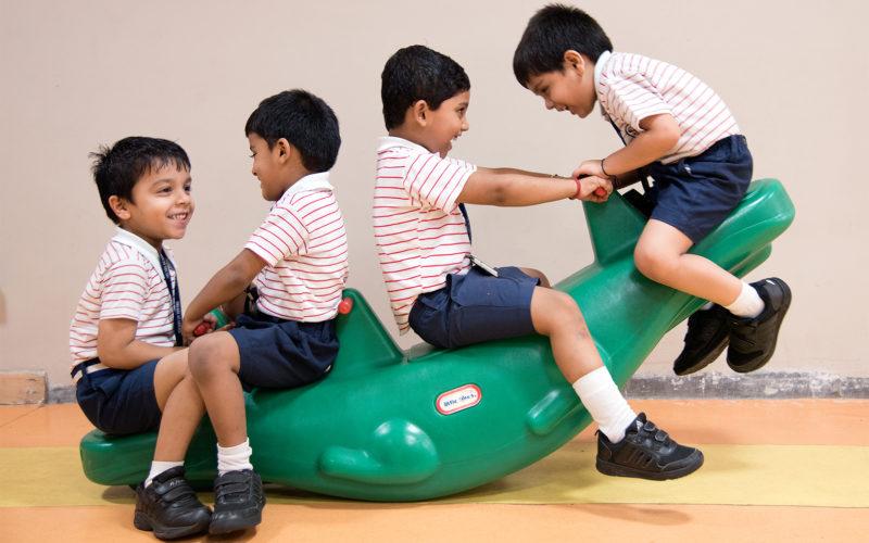Holistic Education makes kids Smarter!