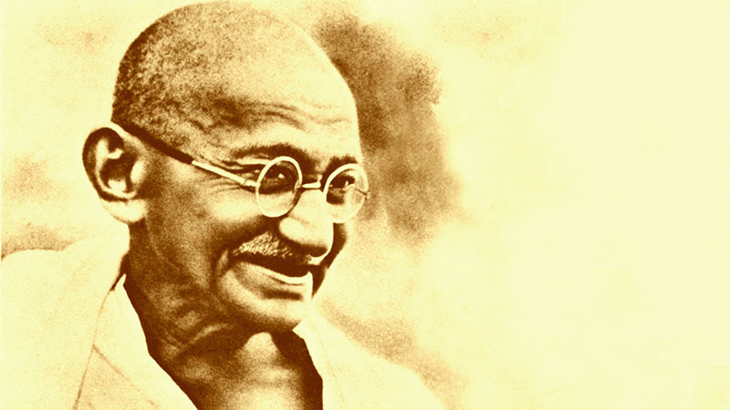 Happy Gandhi Jayanti   Sri Sri Ravishankar Vidya Mandir Trust